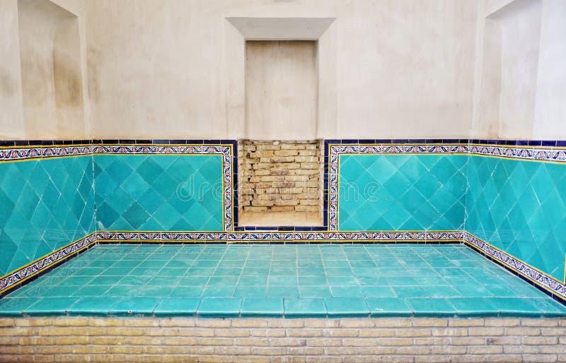 Hammam-e Sultan Mir Ahmad royaltyfria foton