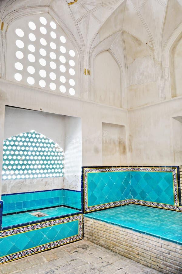 Hammam-e Sultan Mir Ahmad royaltyfri fotografi