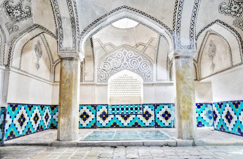 Hammam-e Sultan Mir Ahmad arkivbild