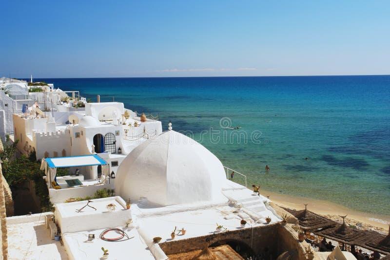 Hammamet, Túnez fotografía de archivo
