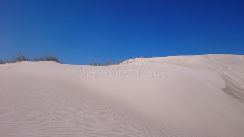 Hammem El Aghzez海滩  库存照片