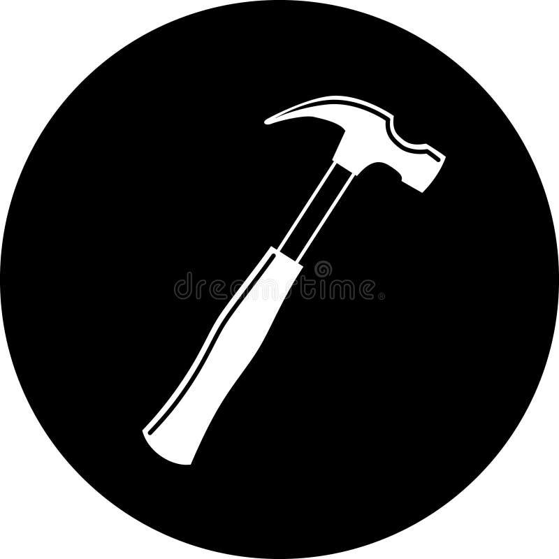 Hammer stock abbildung