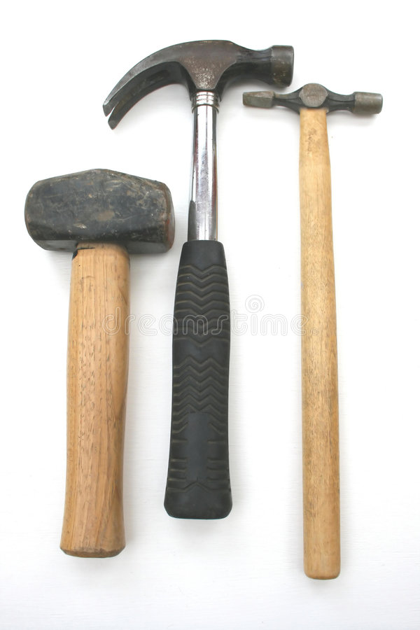 Hammer stockfotos