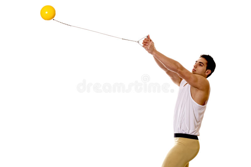 Download Hammer Throw stock image. Image of athletic, uniform - 23354549