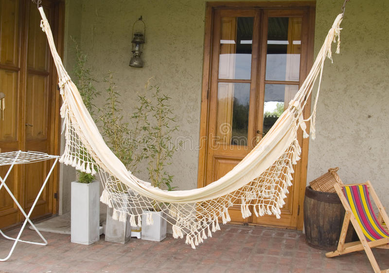 Download Hammock stock image. Image of color, paraguay, material - 12127605