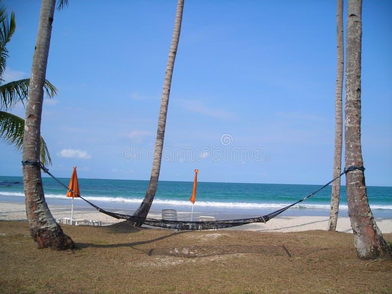 Download Hammock @ Bintan Indonesia stock image. Image of bintan - 1719273