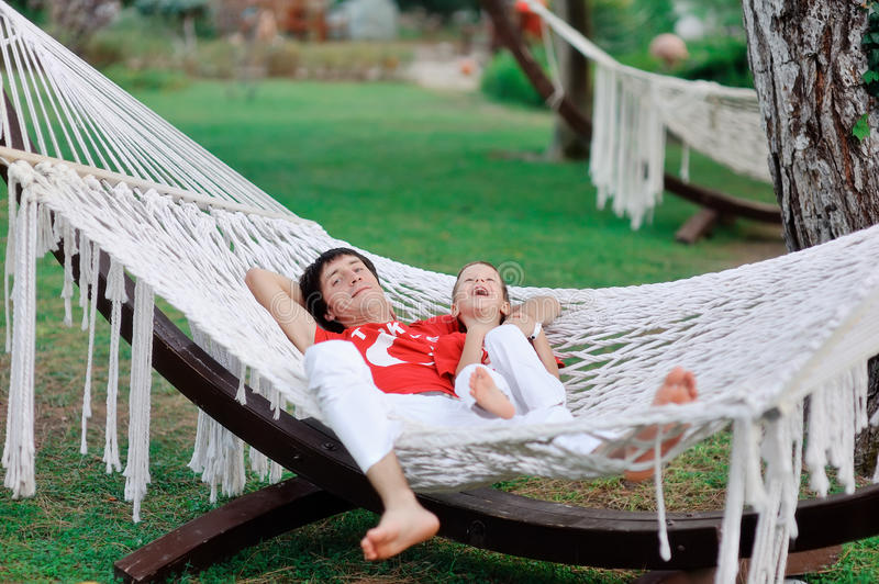 Download Hammock and people stock image. Image of people, confidence - 26737779