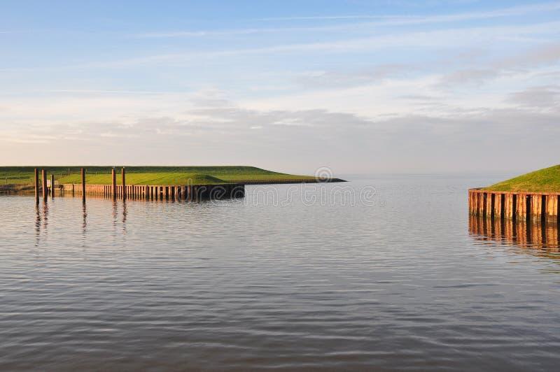 Download Hamn av Dangast, Nordsjön fotografering för bildbyråer. Bild av port - 37346243