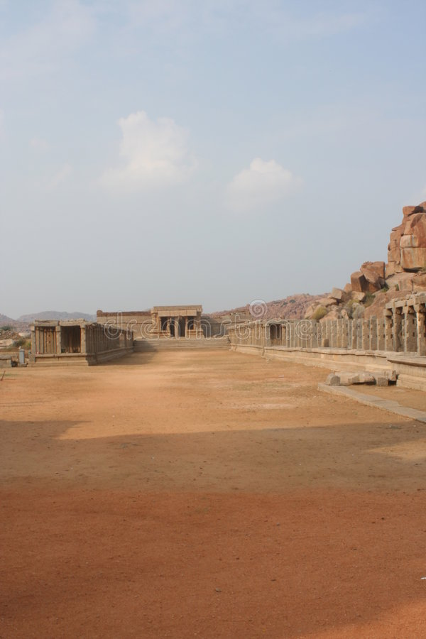 Hampi photos stock