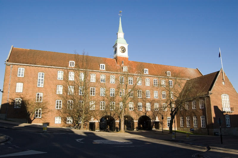 Hampshire County Council HQ, Winchester