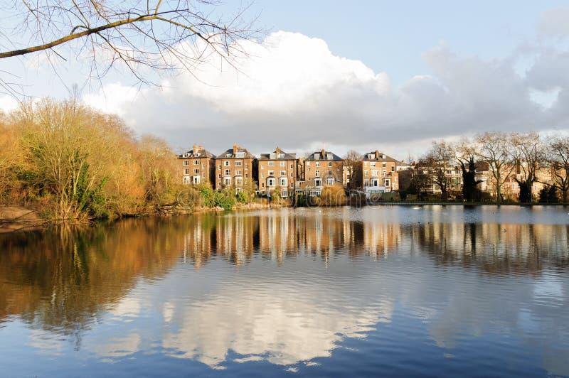Hampstead Heath park royalty free stock image