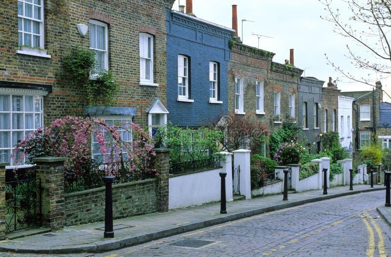 hampstead london royaltyfria bilder