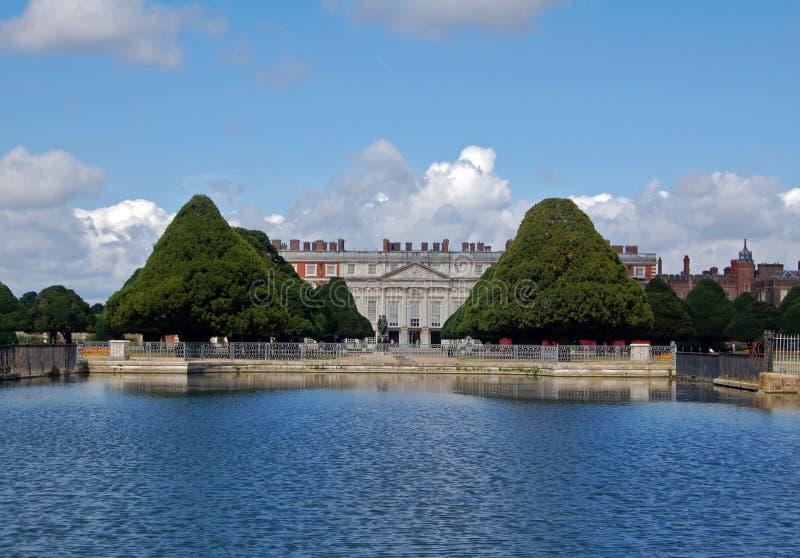 Hampton Court fotos de archivo