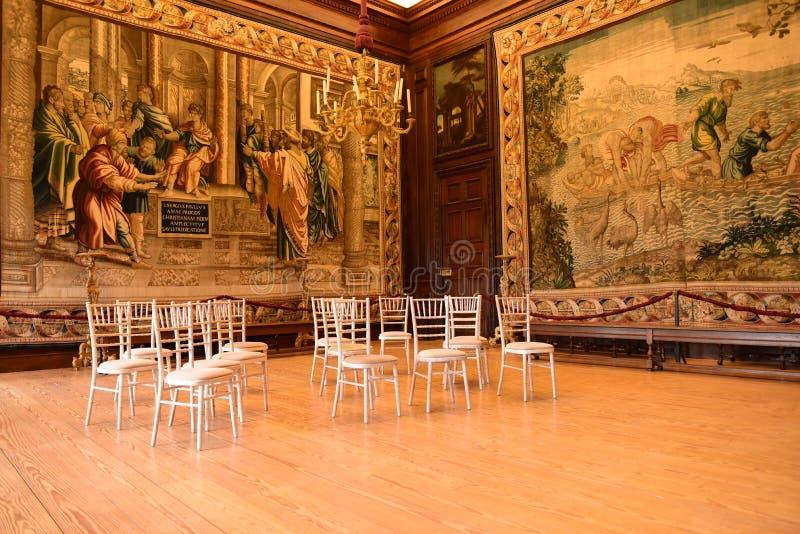 Hampton Court immagini stock libere da diritti