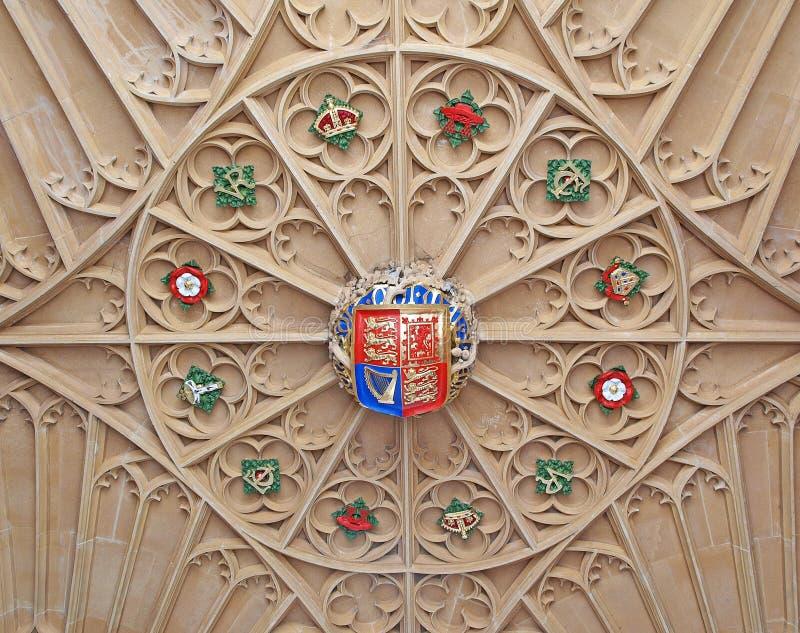 Hampton Court Palace - stock fotografie