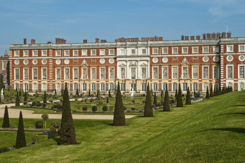 Hampton Court Palace, Inghilterra, Regno Unito immagine stock