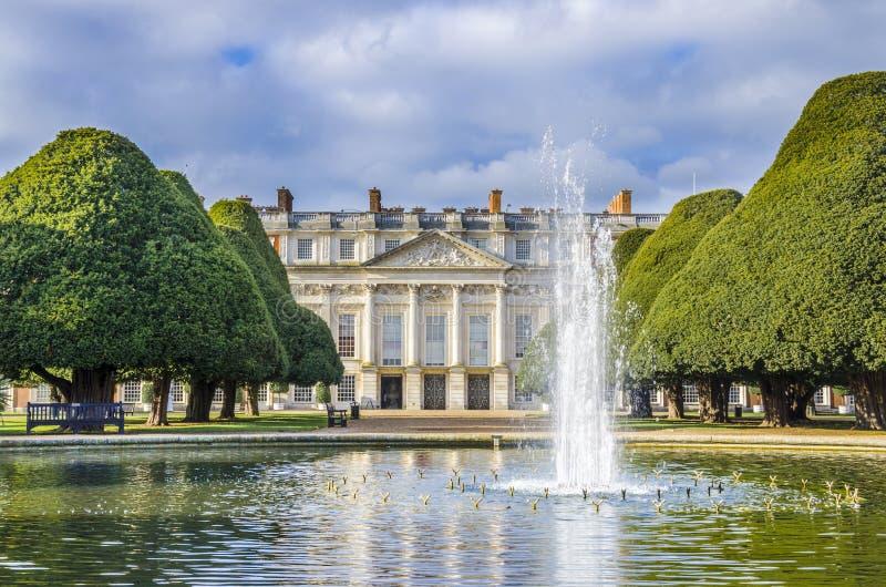 Hampton Court Palace, Londres image stock