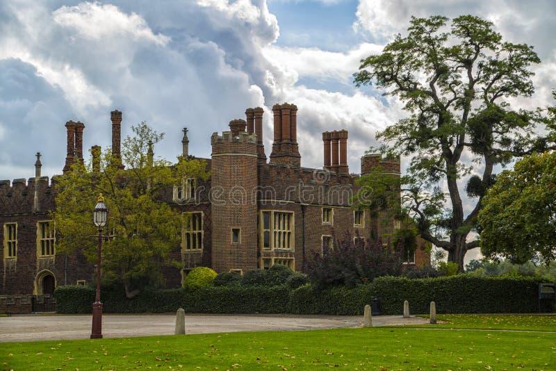 Hampton Court-Palast lizenzfreies stockfoto