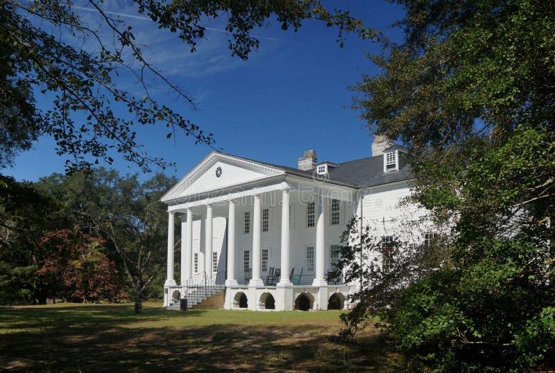Hampton Plantation. The Hampton Plantation Home near Charleston, South Carolina royalty free stock image