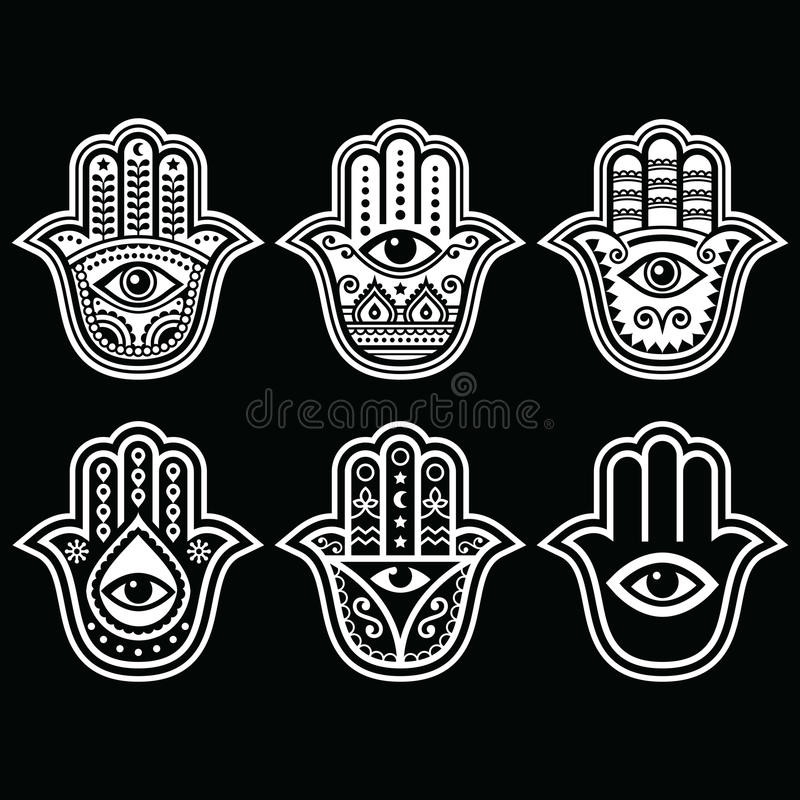Hamsa Hand Hand Of Fatima Amulet Symbol Of Protection From Devil