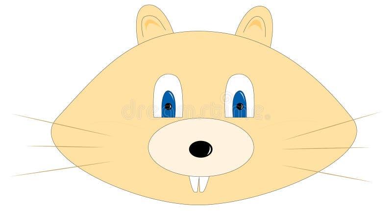 Download Hamster vector illustratie. Illustratie bestaande uit beeldverhaal - 29509343