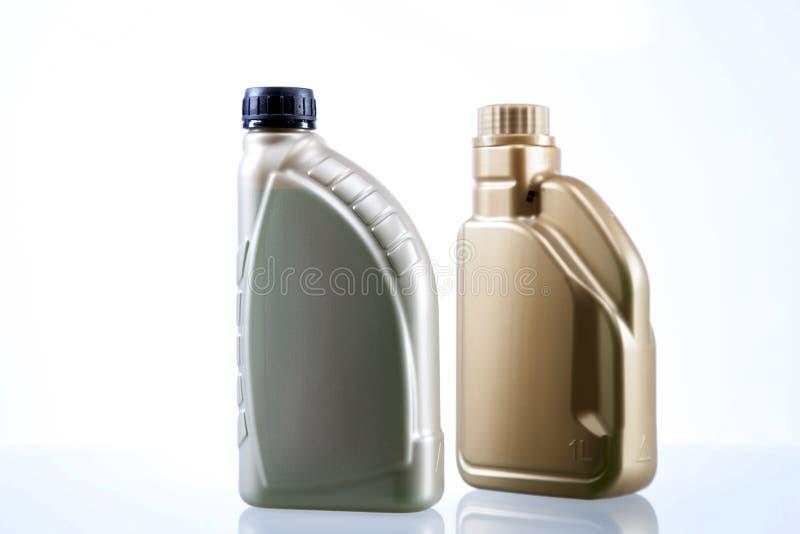 Hamulcowy fluid, coolant obraz stock