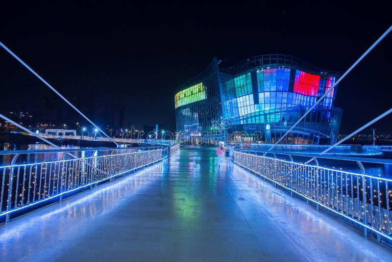 Download Han River Seoul South Korea. Editorial Stock Photo - Image of lighting & Han River Seoul South Korea. Editorial Stock Photo - Image of ...