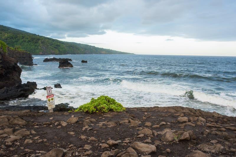 Hana, Χαβάη στοκ φωτογραφία με δικαίωμα ελεύθερης χρήσης