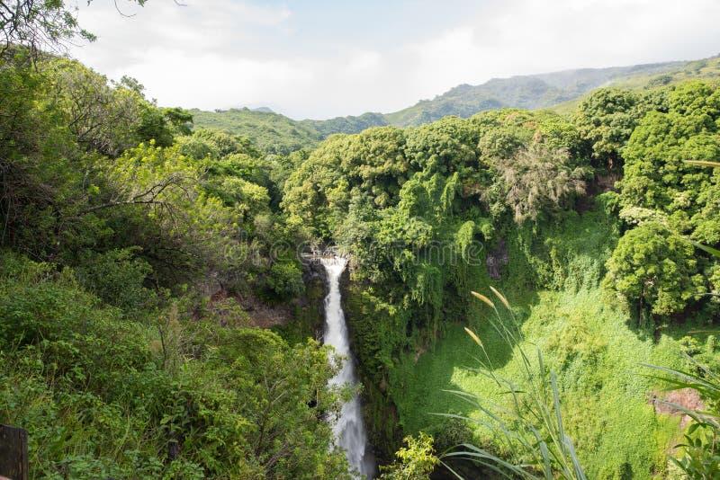 Hana, Hawaï stock foto's
