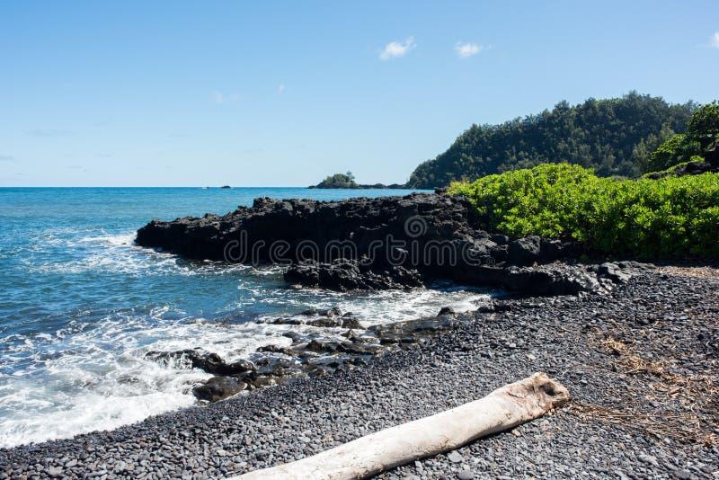 Hana, Hawaii. stock image