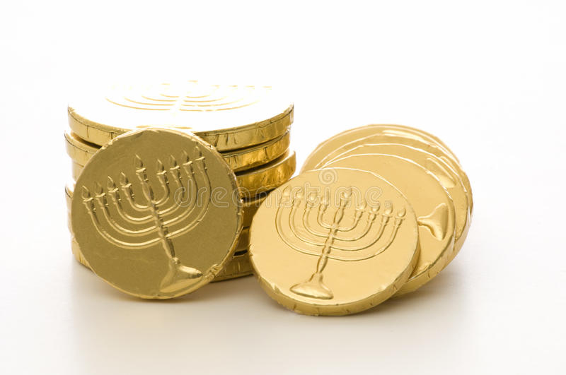 Download Hanakkah Gelt stock photo. Image of play, holiday, game - 11891706