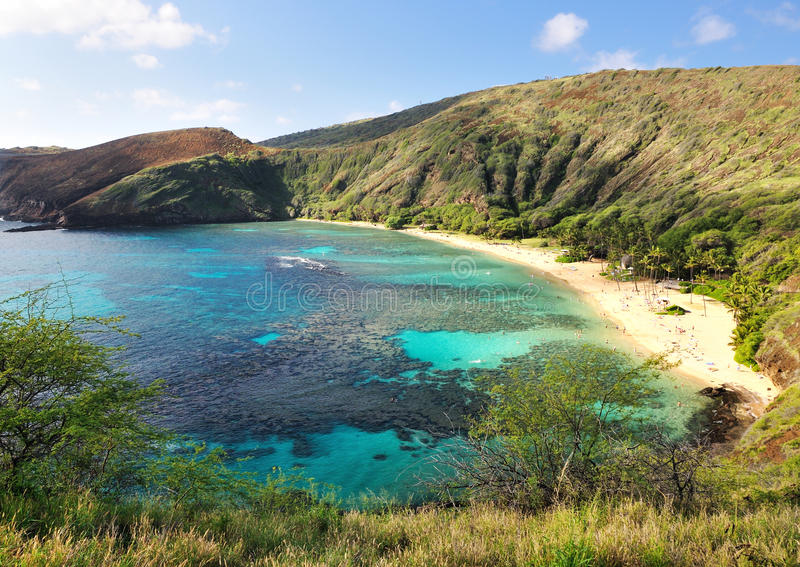 Download Hanauma Bay Royalty Free Stock Photography - Image: 15230897