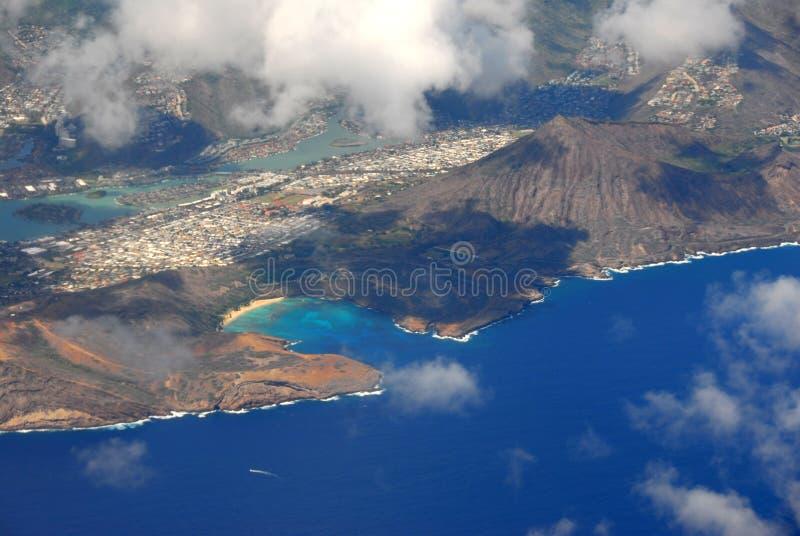 Hanauma Bay Hawaii Stock Image