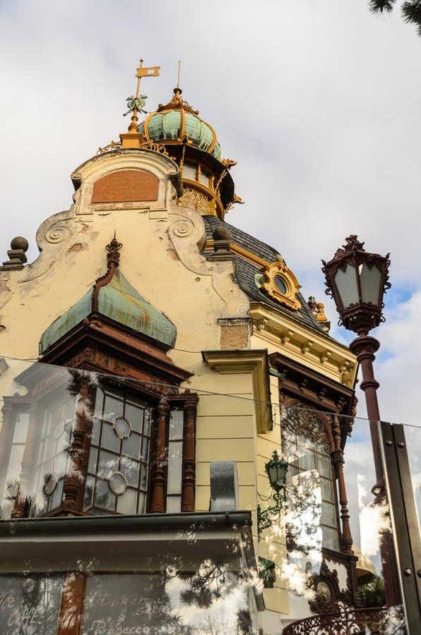 Hanavsky Pavillion стоковое фото