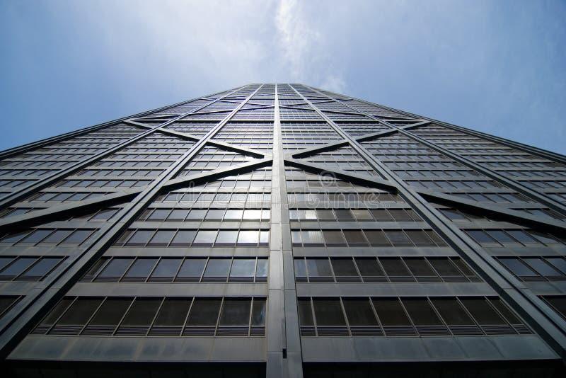 Hancock-Gebäude lizenzfreies stockbild