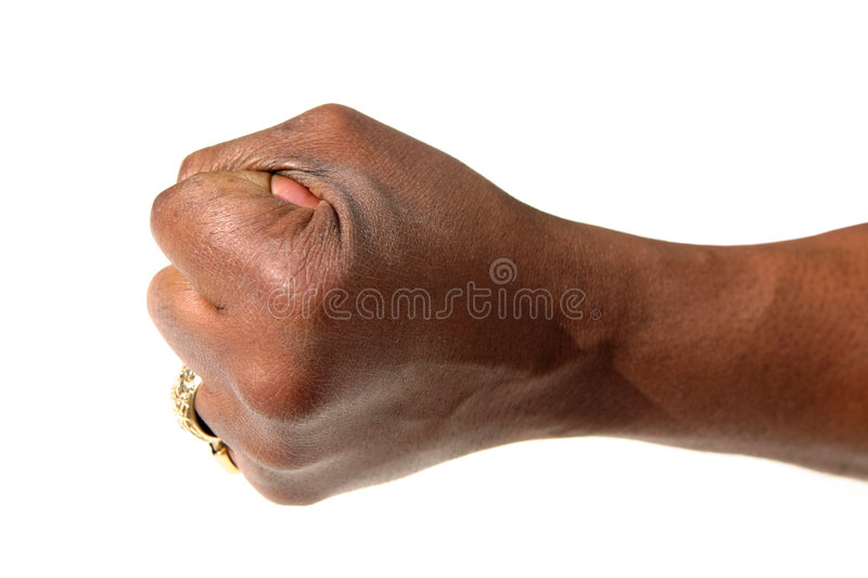 Download Hand 09 stock image. Image of knuckles, punch, isolated - 2278131