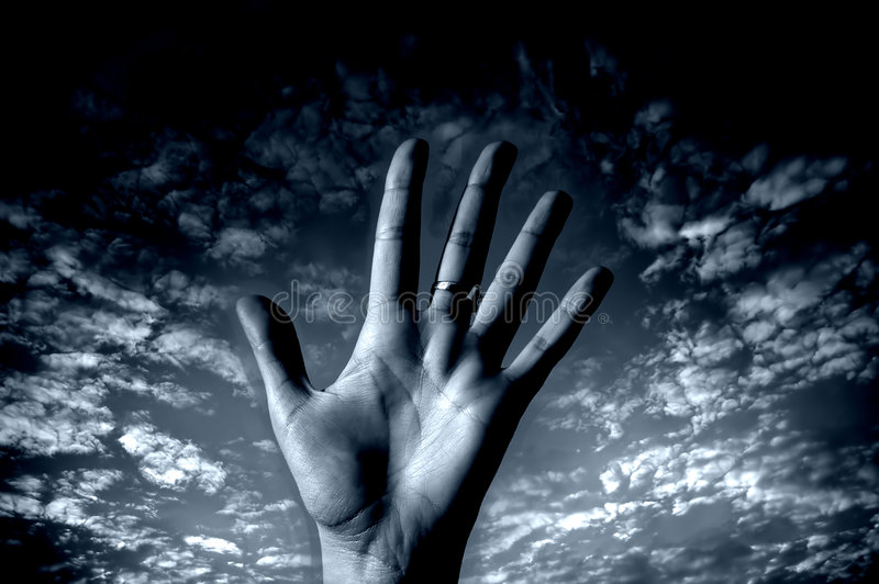 Download Hand stock image. Image of background, world, symbol, skies - 1416261