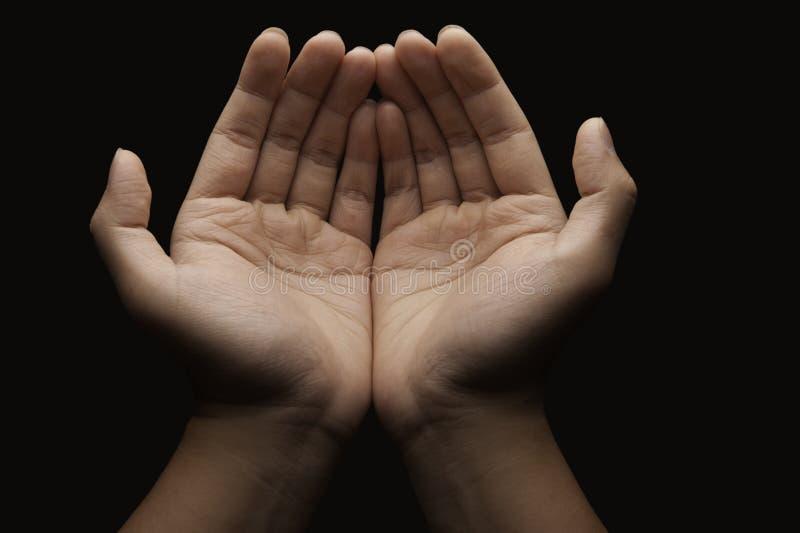 Hand stock afbeelding