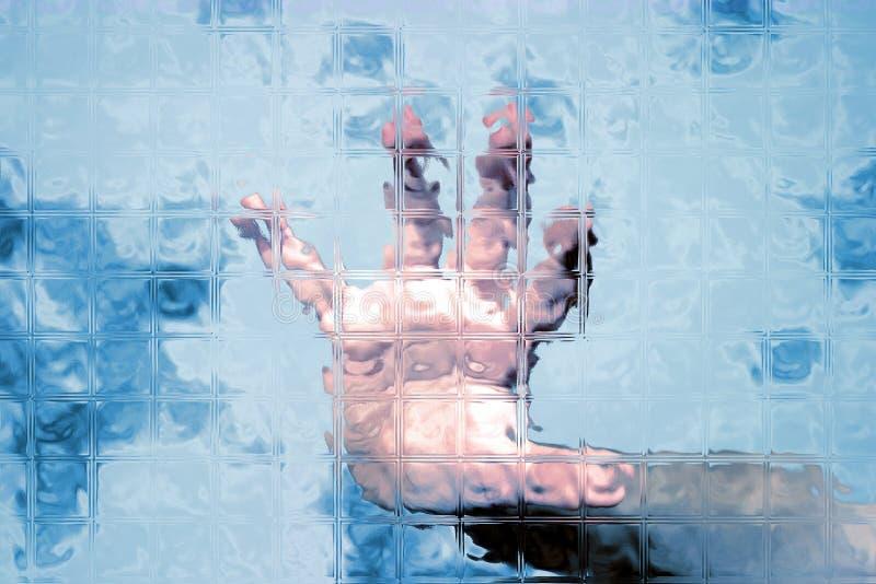 Hand stock abbildung