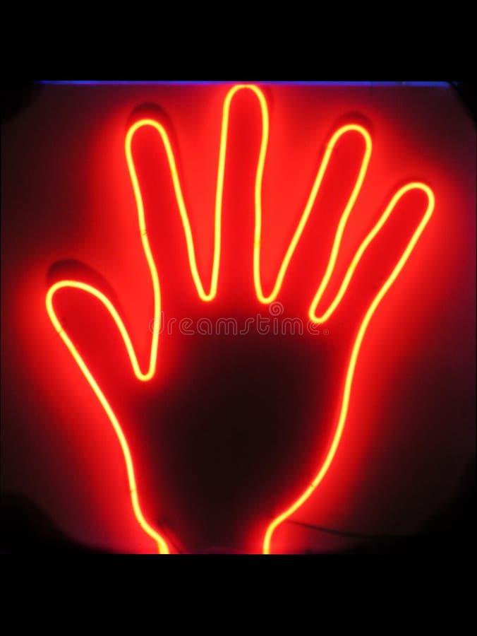 hand royaltyfri bild