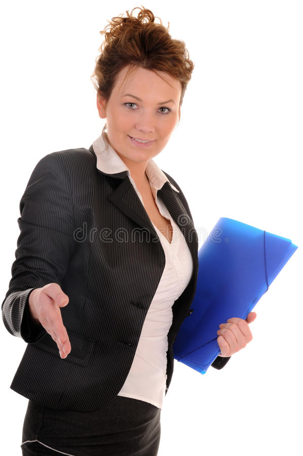 Download Hand for agreement stock image. Image of human, caucasian - 14825785