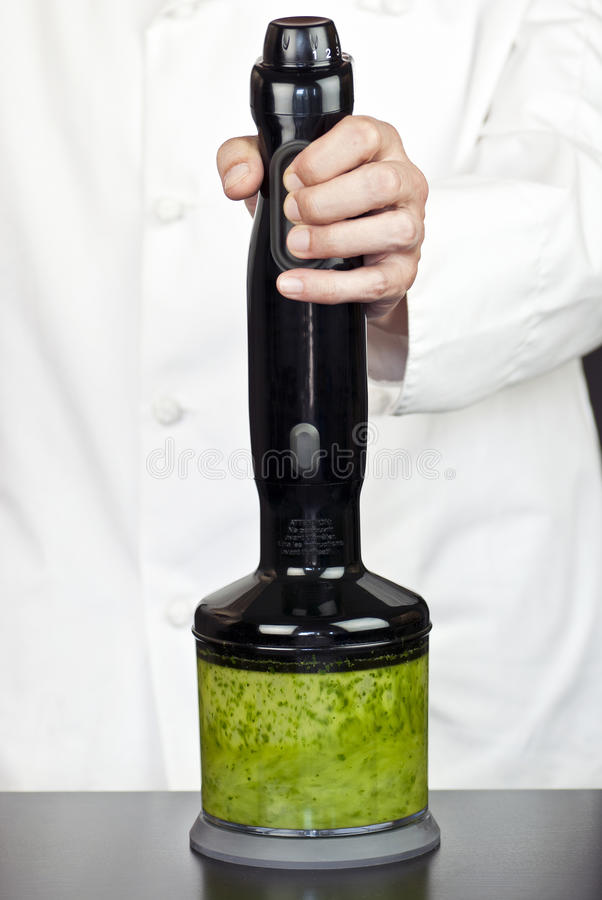 Hand Blender Pesto Chef
