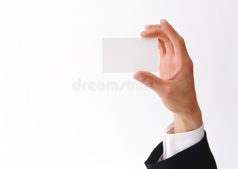 Hand Business royalty free stock photos