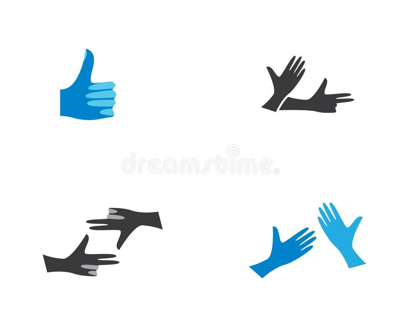 Hand Care Logo Template. Vector icon Business, support, helpful, team, friendship, cooperation, love, teamwork, partnership, together, hope, charity, assistance vector illustration