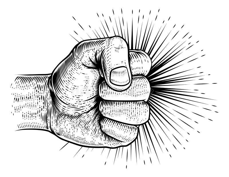 Hand Punching Stock Illustrations – 1,362 Hand Punching Stock  Illustrations, Vectors & Clipart - Dreamstime