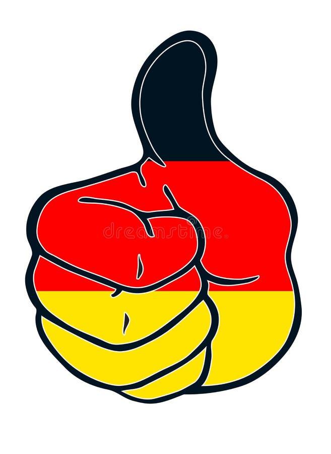 Thumbs Up Deutsch