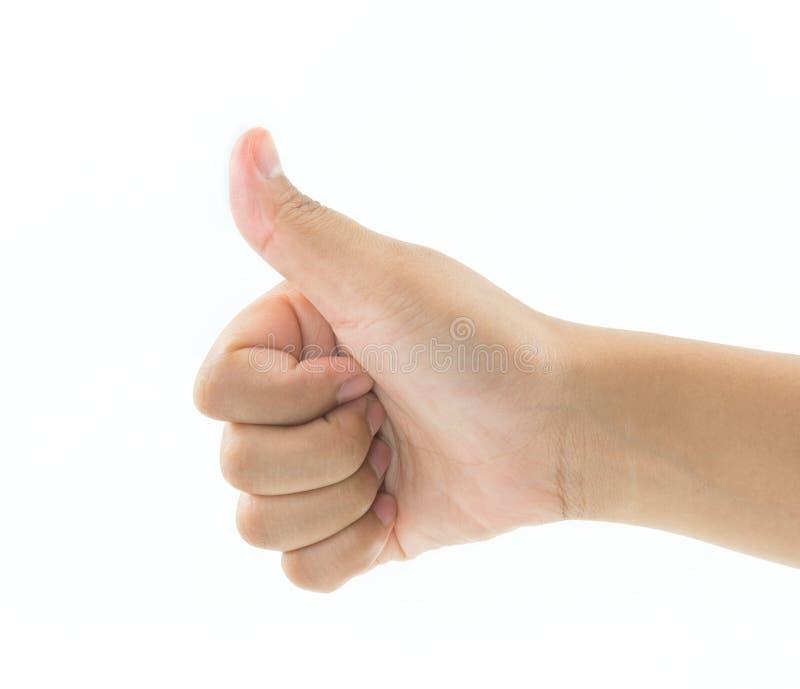 Hand des Mädchens gebend wie lizenzfreie stockfotografie