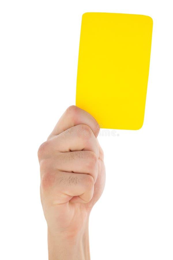5 Gelbe Karte