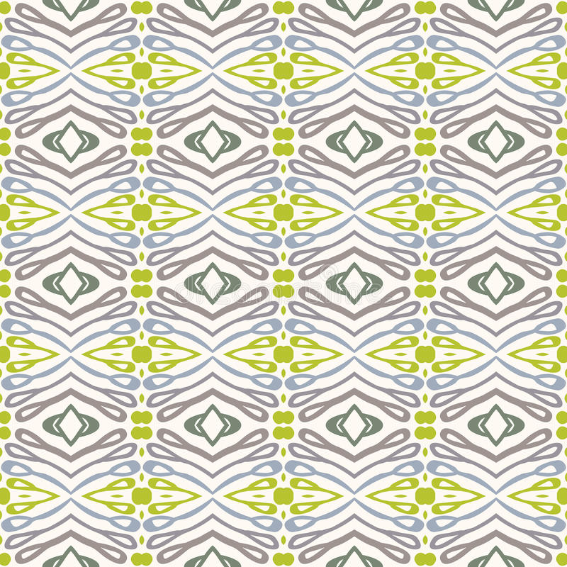 Download Hand Drawin Pattern With Ethnic Motifs Royalty Free Stock Photos - Image: 30420648