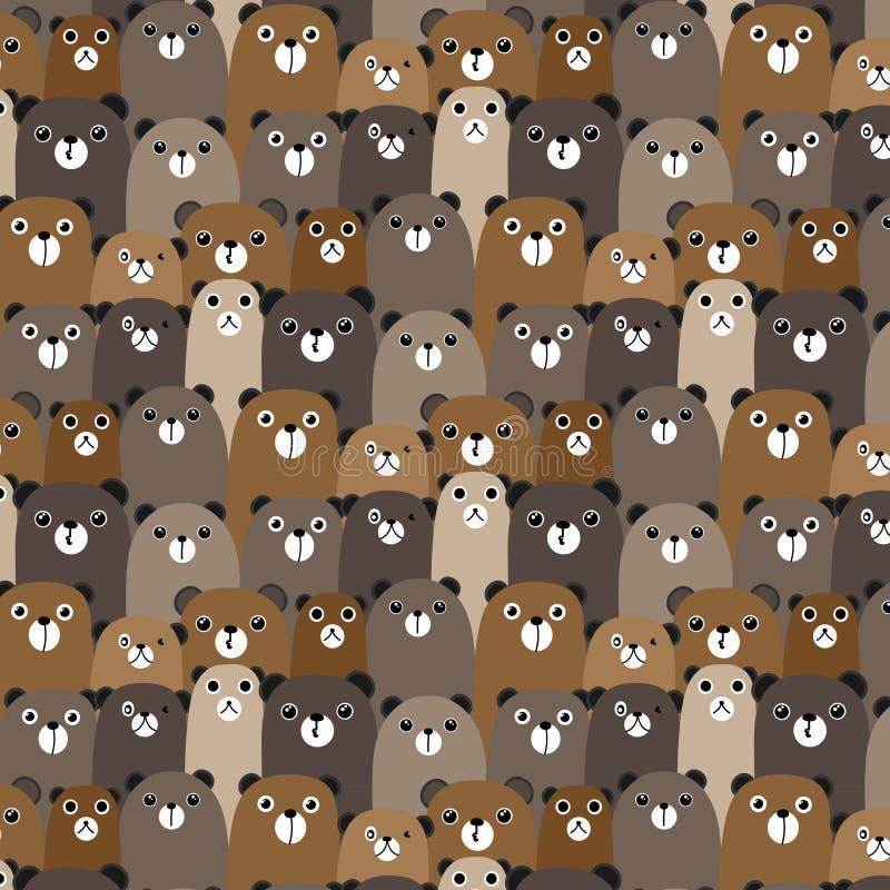 Adult bear pattern — pic 10